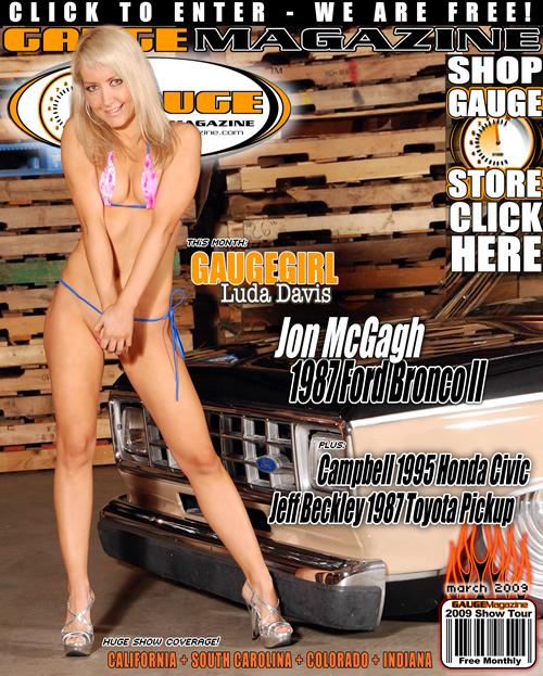 Gauge Magazine Issue - March 2009