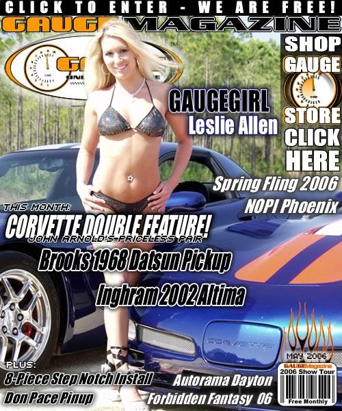 Gauge Magazine Issue - May 2006