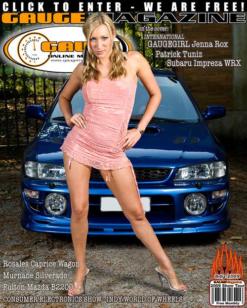 Gauge Magazine Issue - May 2009