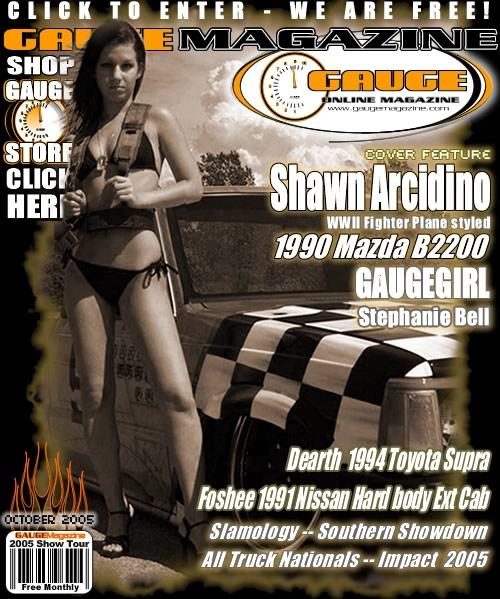 Gauge Magazine Issue - October 2005