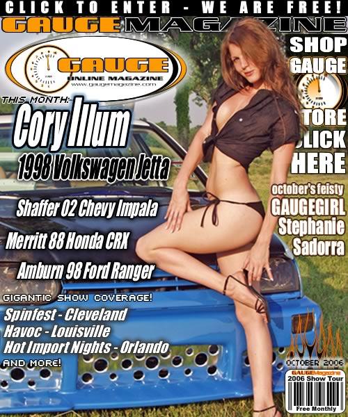 Gauge Magazine Issue - October 2006