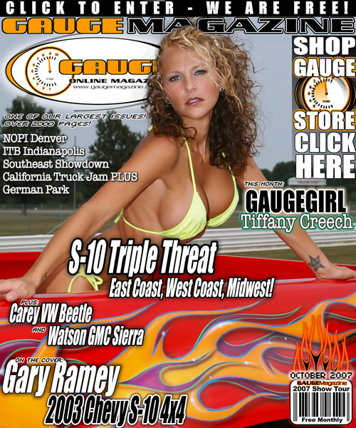 Gauge Magazine Issue - October 2007