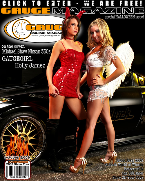 Gauge Magazine Issue - October 2009