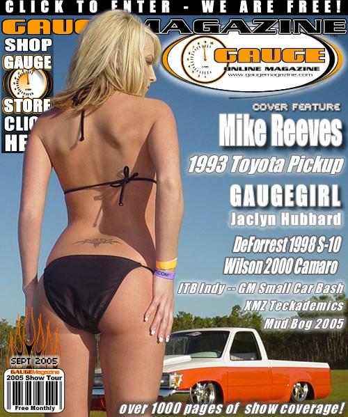Gauge Magazine Issue - September 2005