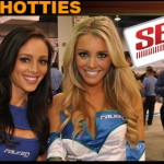 Girls of SEMA 2013