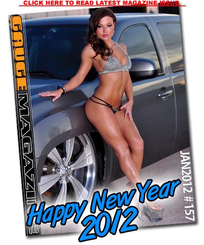 Gauge Magazine Issue - January 2012