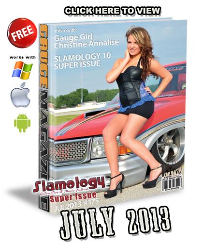 Gauge Magazine Issue - July 2013