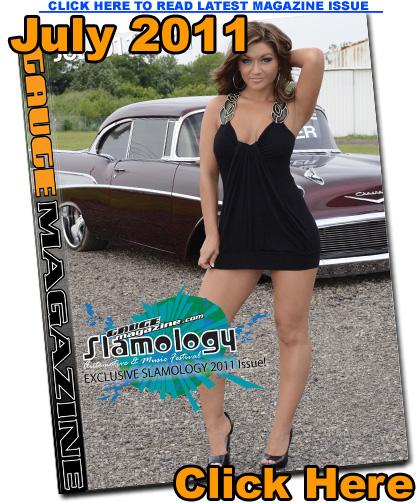 Gauge Magazine Issue - July 2011