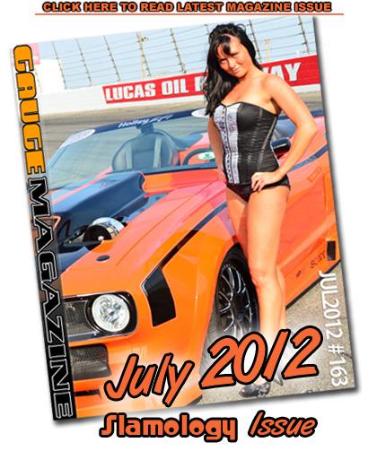 Gauge Magazine Issue - July 2012