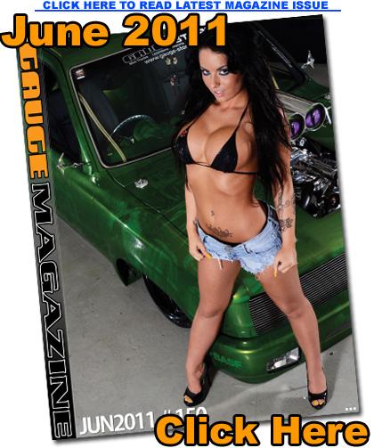 Gauge Magazine Issue - June 2011