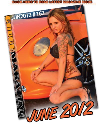 Gauge Magazine Issue - June 2012