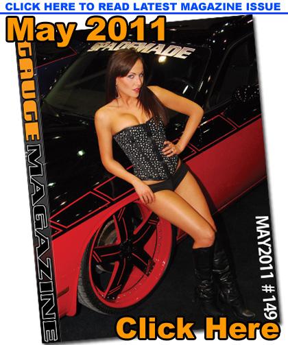 Gauge Magazine Issue - May 2011