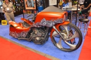 Motorcycles of SEMA 2012