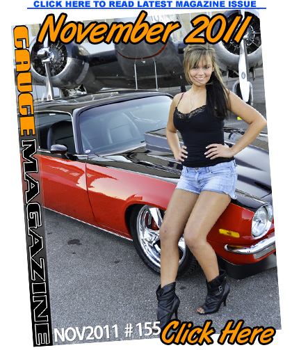 Gauge Magazine Issue - November 2011