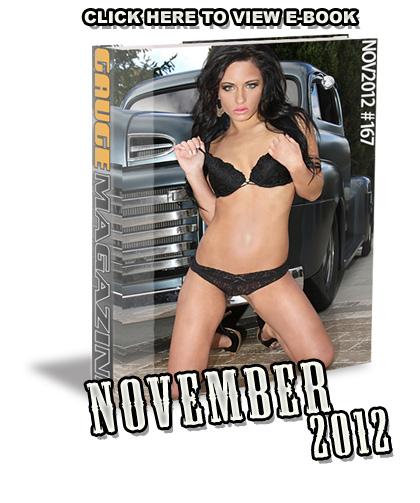 Gauge Magazine Issue - November 2012