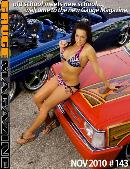 Gauge Magazine Issue - November 2010