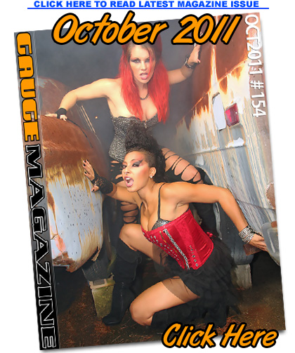 Gauge Magazine Issue - October 2011