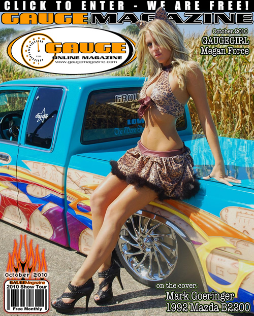 Gauge Magazine Issue - October 2010