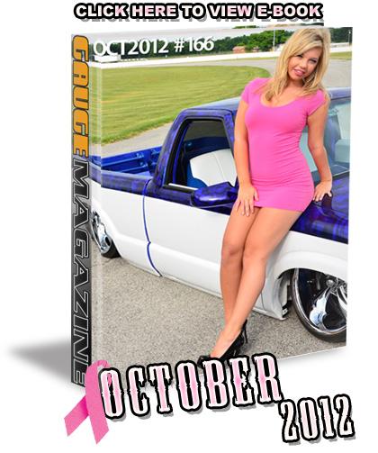 Gauge Magazine Issue - October 2012