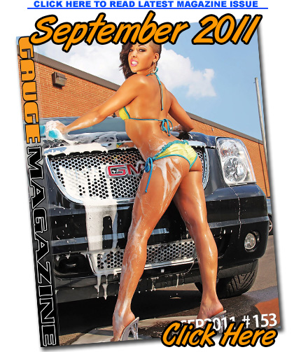 Gauge Magazine Issue - September 2011