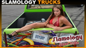 Trucks of Slamology 2013