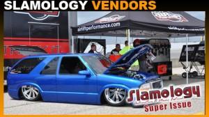 Vendors and Sponsors at Slamology 2013
