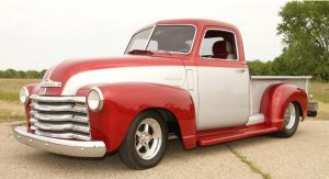 1949 Chevy Thriftmaster Pickup owned by Gary Payne