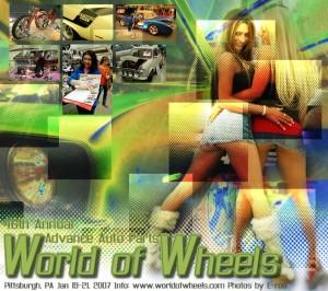 46th Annual World of Wheels