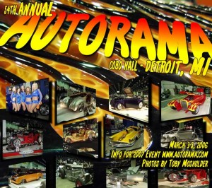 54th Annual Detroit Autorama