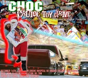 8th Choc Cruise Toy Drive
