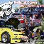 Balliztik Scions Choc Charity Toy Drive 2007