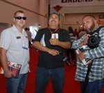The Celebrities at SEMA 2009