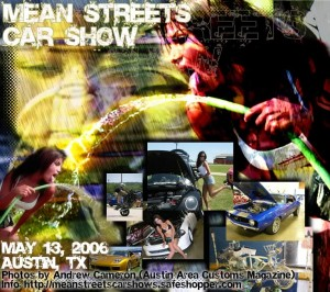 Mean Streets Car Show 2006