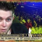 SEMA 2007 Celebrities