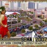SEMA 2007 Show Coverage