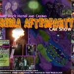 SEMA After Party Car Show 2006