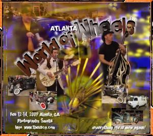 Atlanta World of Wheels 2009