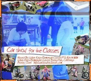 Car Show for Classes 2009
