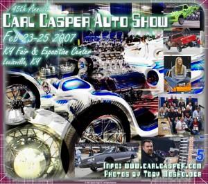 45th Annual Carl Casper Auto Show