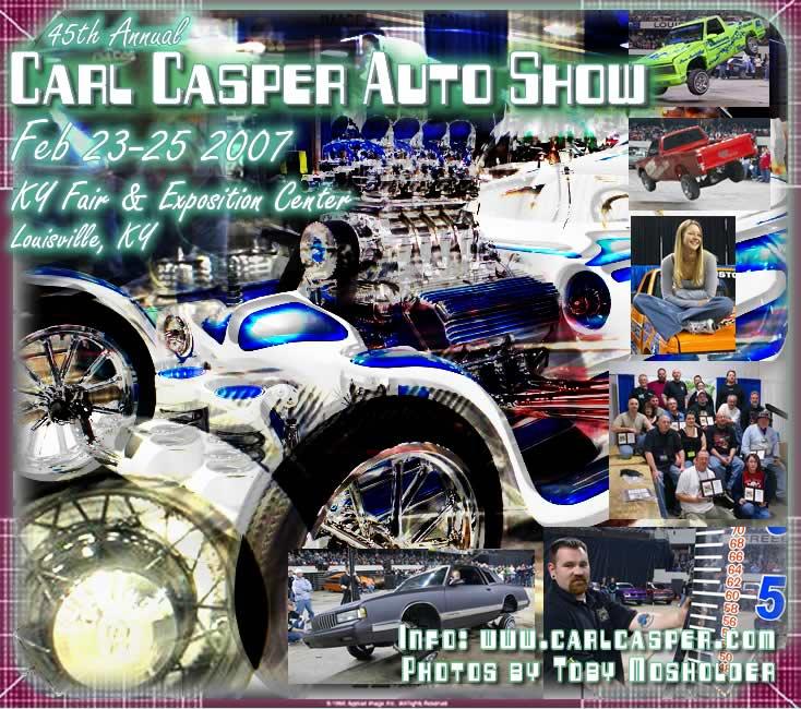 Th Annual Carl Casper Auto Show Gauge Magazine - Carl casper car show 2018 louisville ky