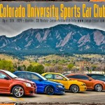 Colorado University Sports Car Club 2009