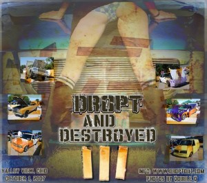 Dropt and Destroyed III