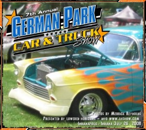 7th Annual German Park Car and Truck Show