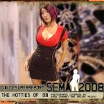 SEMA Hotties 2008