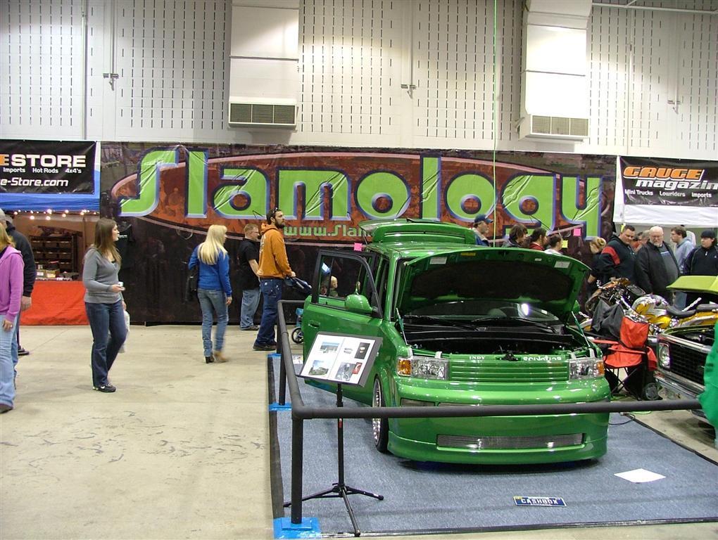 Indianapolis World of Wheels 2011 - Gauge Magazine