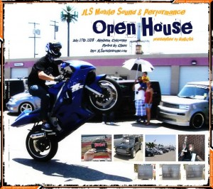 JLS Mobile Sound and Performance Open House
