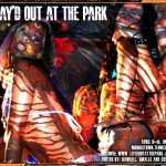 Lay'd Out at the Park 2010