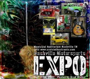 Nashville Motorsports Expo 2007
