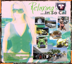 Relaxing in So Cal 2009