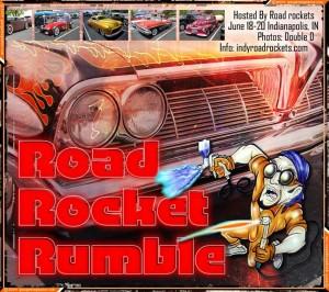 Road Rocket Rumble 2009